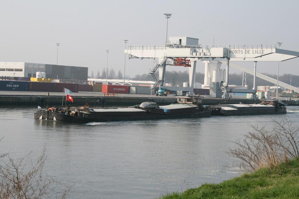 порт Лилля