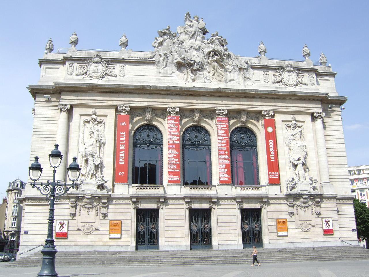 оперный театр Лилля