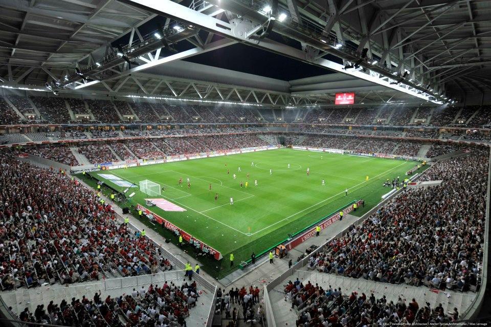 стадион Лилль
